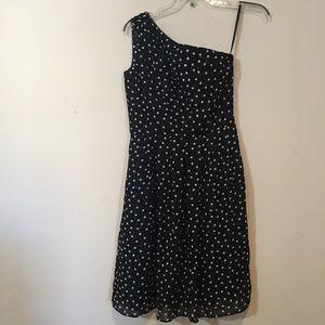 NWT WHBM Polka Dot Dress